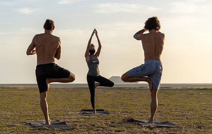 5 reasons why yoga is important for kitesurfing
