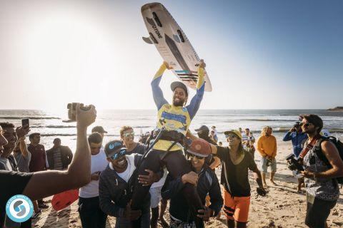 GKA Freestyle & KiteSurf World Cup Morocco